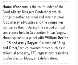 Panel Mention in UNLV Law Magazine